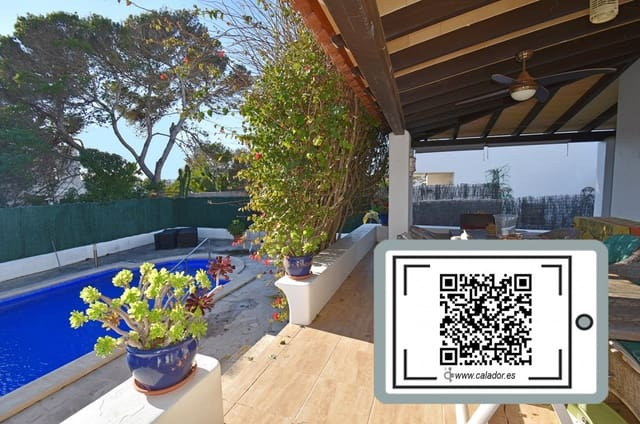 3 soveværelse Villa til salg i Cala Serena med swimmingpool - € 569.000 (Ref: 5876314)