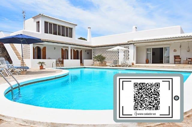 7 Zimmer Villa zu verkaufen in Cala d'Or mit Pool Garage - 1.390.000 € (Ref: 6118598)