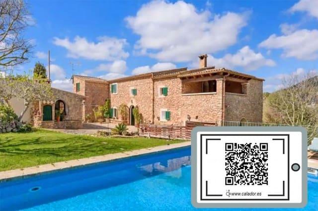 3 Zimmer Finca/Landgut zu verkaufen in L'Horta / S'Horta mit Pool - 1.170.000 € (Ref: 6243332)