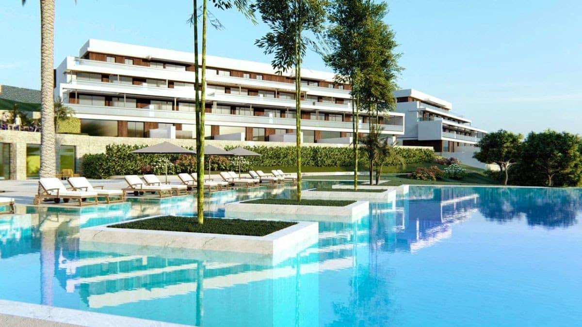 2 Zimmer Apartment zu verkaufen in La Cala de Mijas mit Pool - 329.000 € (Ref: 5006316)