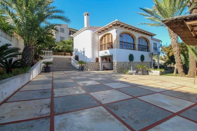 6 sypialnia Willa na sprzedaż w Denia z basenem garażem - 360 000 € (Ref: 4875289)