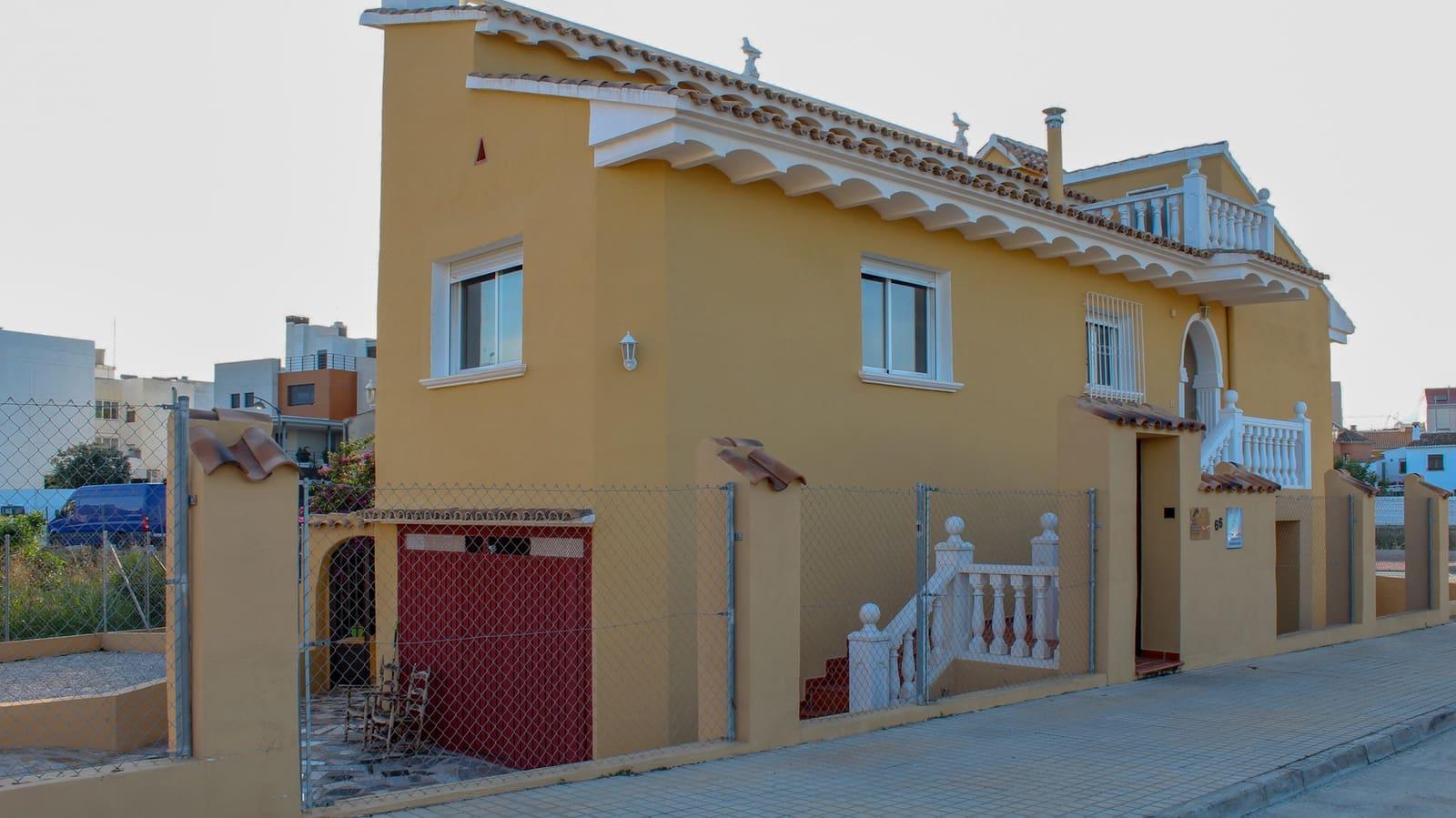 Chalet de 8 habitaciones en Ondara en venta con garaje - 195.000 € (Ref: 4961782)