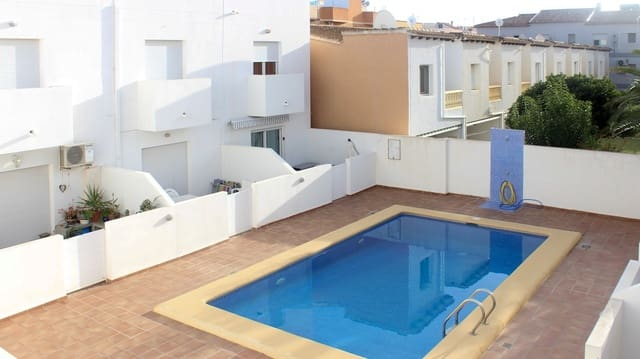 3 camera da letto Bungalow in vendita in Beniarbeig con piscina garage - 145.000 € (Rif: 5014643)