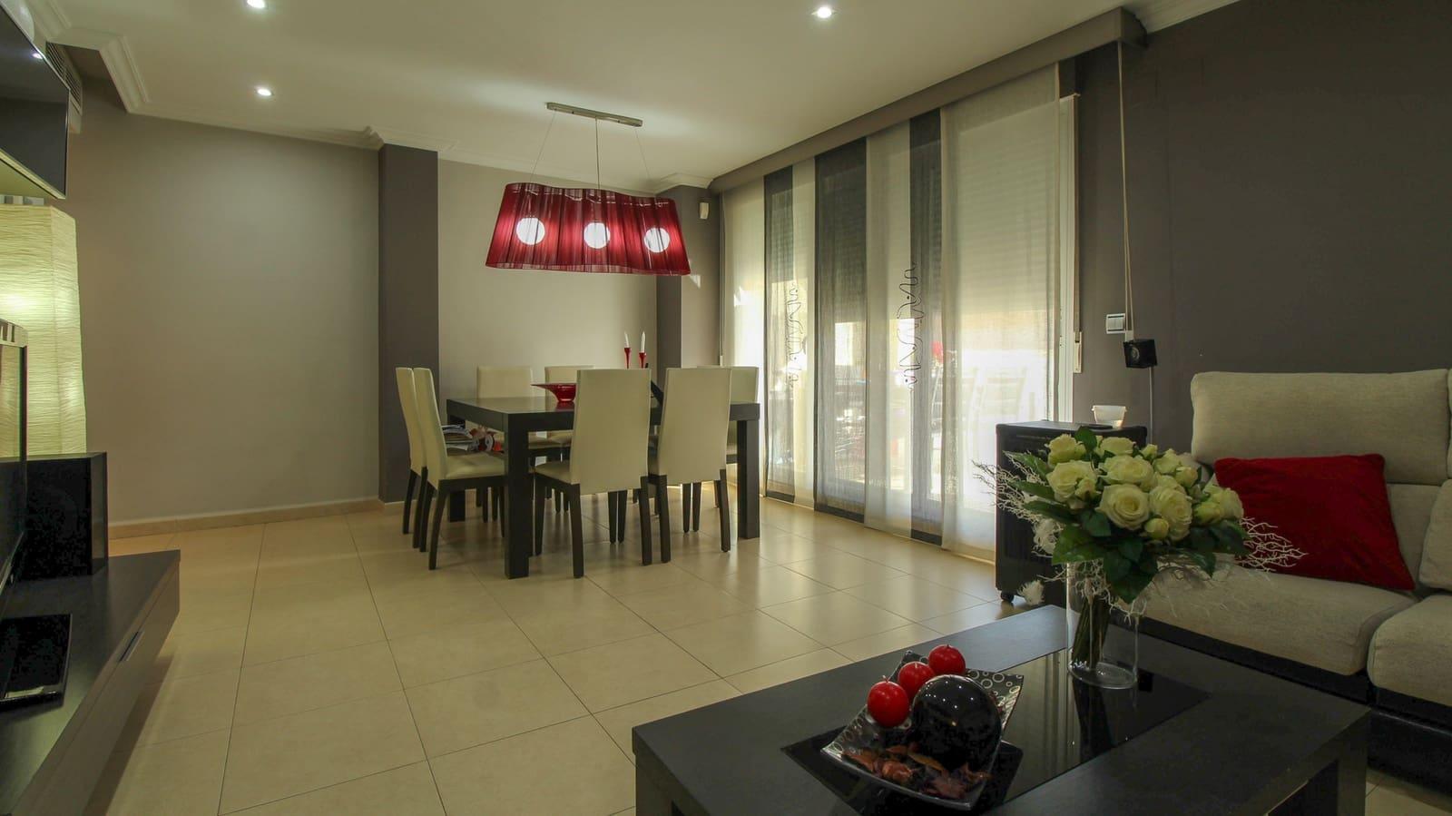 Piso de 3 habitaciones en Beniarbeig en venta con garaje - 138.000 € (Ref: 5038103)