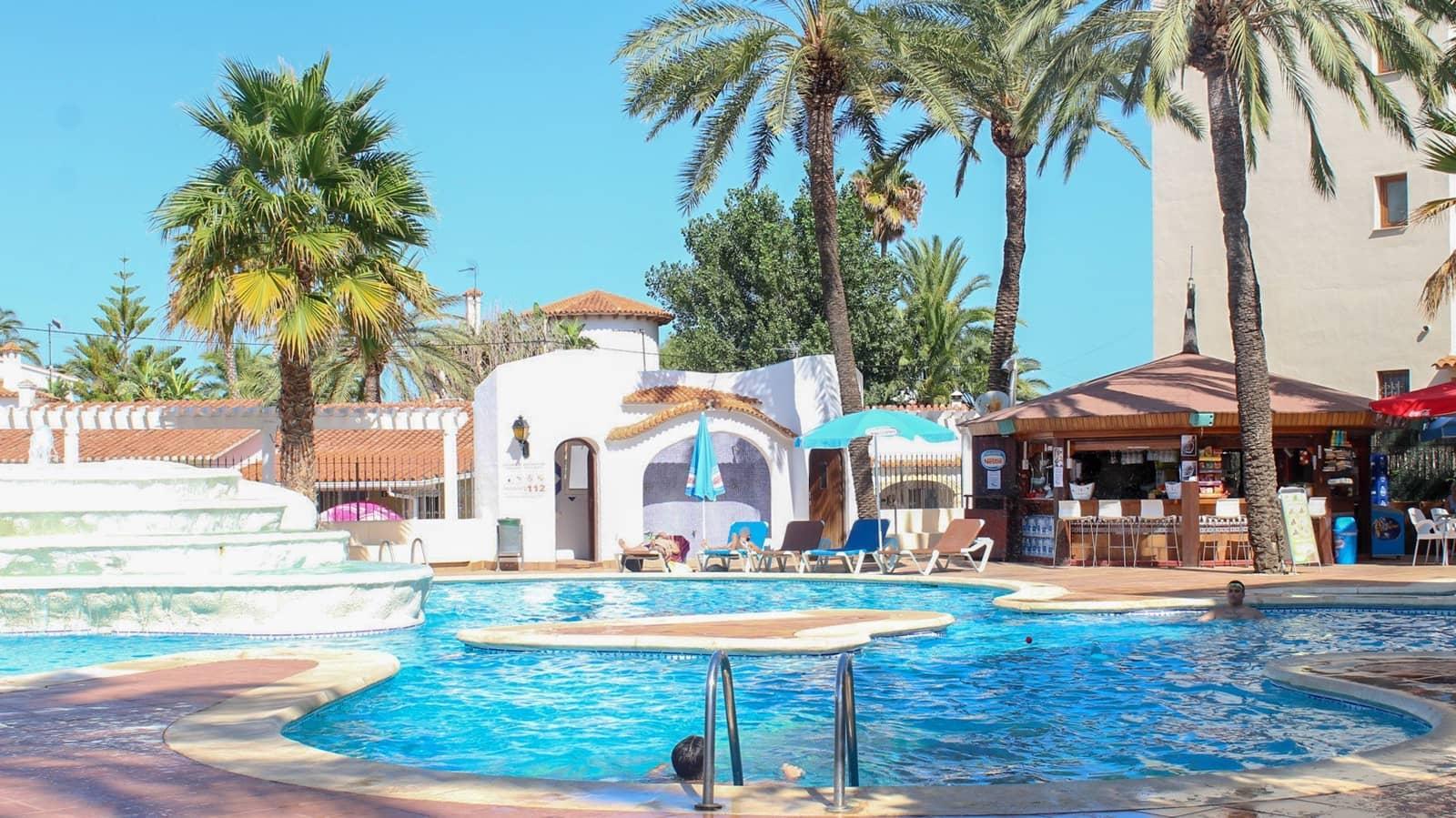 Studio na sprzedaż w Denia z basenem garażem - 79 000 € (Ref: 5089086)