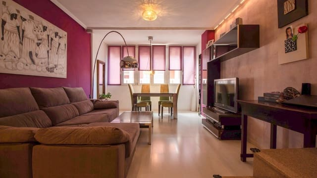 3 sypialnia Mieszkanie na sprzedaż w Pedreguer z basenem garażem - 86 000 € (Ref: 5150052)