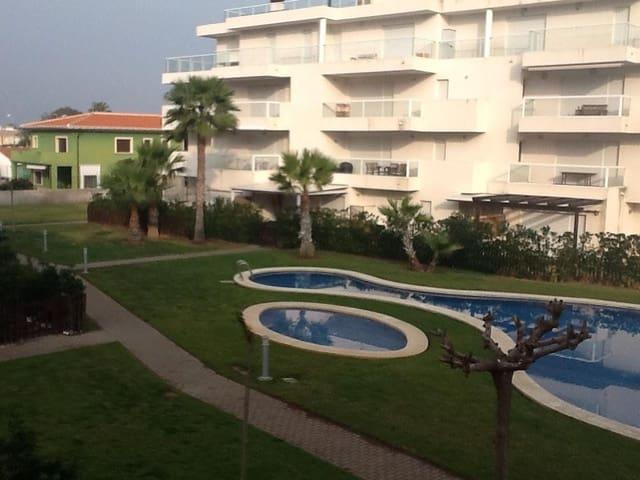2 sypialnia Apartament na sprzedaż w El Vergel / Verger z basenem garażem - 167 000 € (Ref: 5215079)