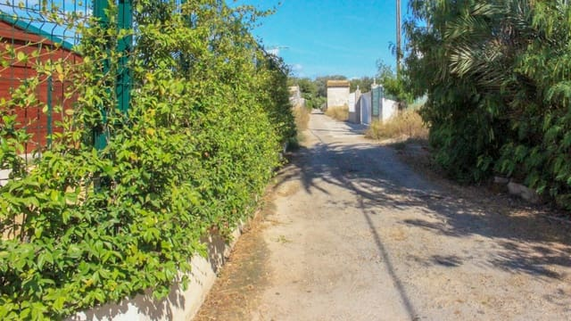Działka budowlana na sprzedaż w Oliva - 385 000 € (Ref: 6296527)