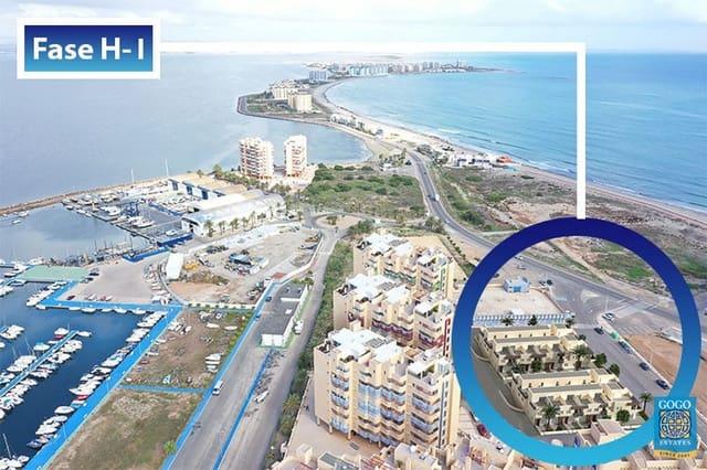 2 sovrum Hus till salu i La Manga del Mar Menor med pool garage - 189 900 € (Ref: 5796627)