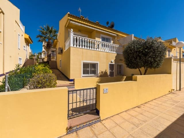 3 bedroom Semi-detached Villa for sale in Benimar with pool - € 149,950 (Ref: 4806630)
