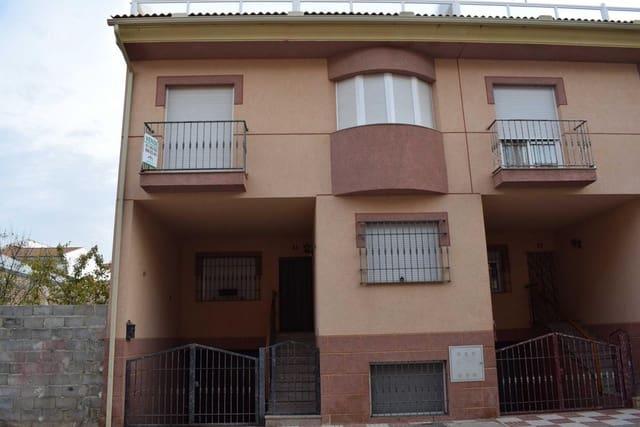 4 camera da letto Villetta a Schiera in vendita in Huetor Tajar - 180.000 € (Rif: 3689400)