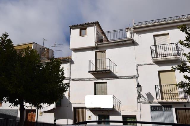 6 soveværelse Byhus til salg i Alhama de Granada - € 70.000 (Ref: 4975210)