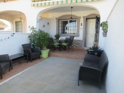 2 bedroom Townhouse for sale in El Carmoli with pool - € 87,500 (Ref: 5113656)