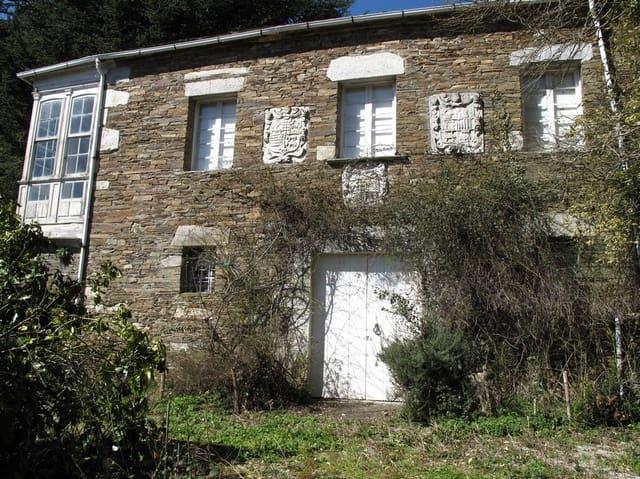 11 sypialnia Finka/Dom wiejski na sprzedaż w Boveda z garażem - 680 000 € (Ref: 269977)