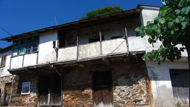 4 quarto Quinta/Casa Rural para venda em Quiroga com garagem - 28 000 € (Ref: 5361736)