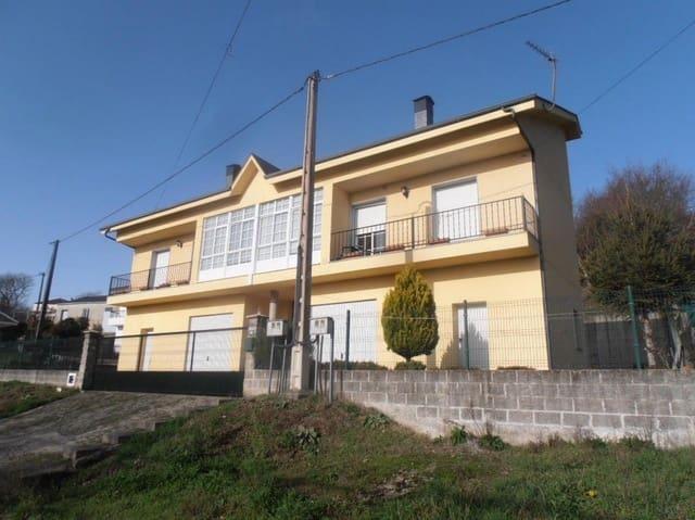4 sypialnia Dom blizniak na sprzedaż w O Incio z garażem - 165 000 € (Ref: 5757659)