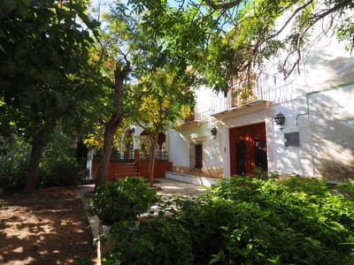 10 bedroom Finca/Country House for sale in Vilamarxant / Villamarchante with pool garage - € 345,000 (Ref: 4385570)