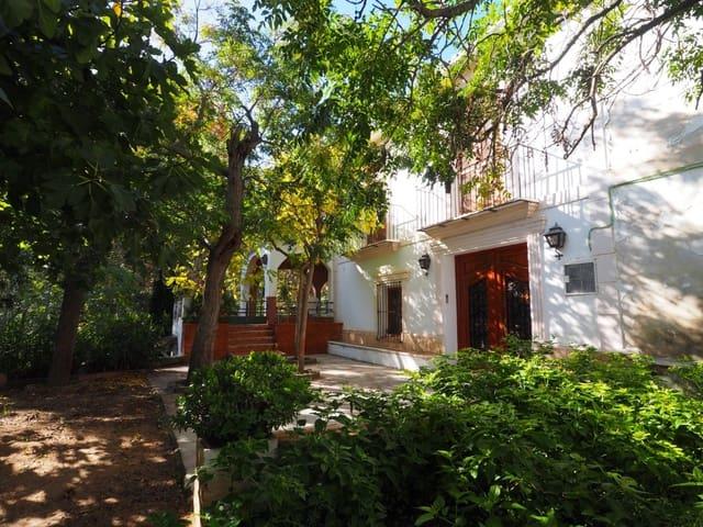 10 quarto Quinta/Casa Rural para venda em Vilamarxant / Villamarchante com piscina garagem - 345 000 € (Ref: 4385570)