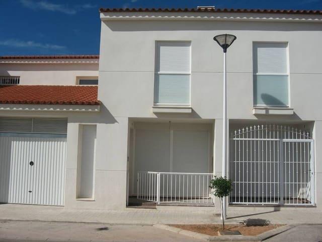 4 soveværelse Rækkehus til salg i Marines med garage - € 155.000 (Ref: 6305657)