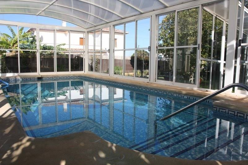 Chalet de 3 habitaciones en Ondara en venta con piscina garaje - 410.000 € (Ref: 3189458)
