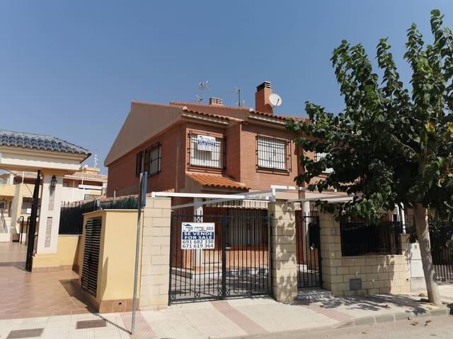 5 makuuhuone Paritalo myytävänä paikassa Los Narejos mukana  autotalli - 240 000 € (Ref: 5733220)