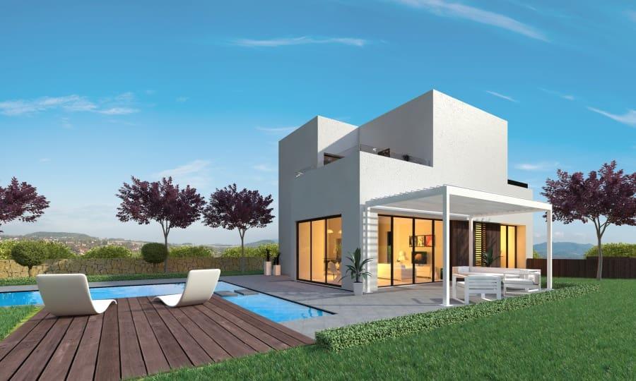 Chalet en Las Colinas Golf en venta con piscina - 550.000 € (Ref: 5079187)