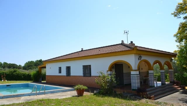 3 bedroom Finca/Country House for sale in Hinojos with pool - € 129,000 (Ref: 4972571)