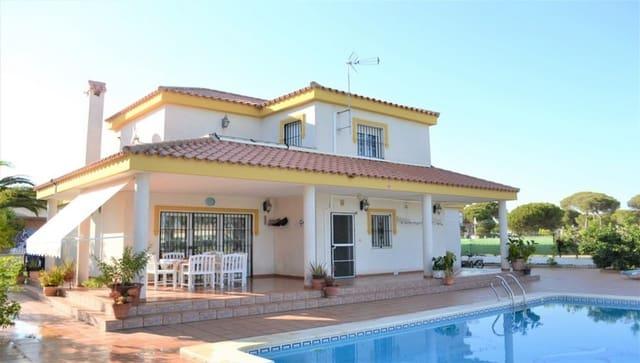 4 sovrum Villa till salu i El Portil med pool - 395 000 € (Ref: 4972574)