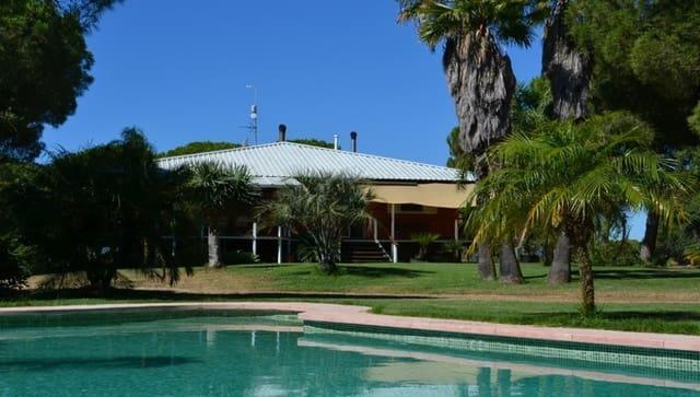 5 sovrum Finca/Hus på landet till salu i El Rompido med pool - 750 000 € (Ref: 4972584)