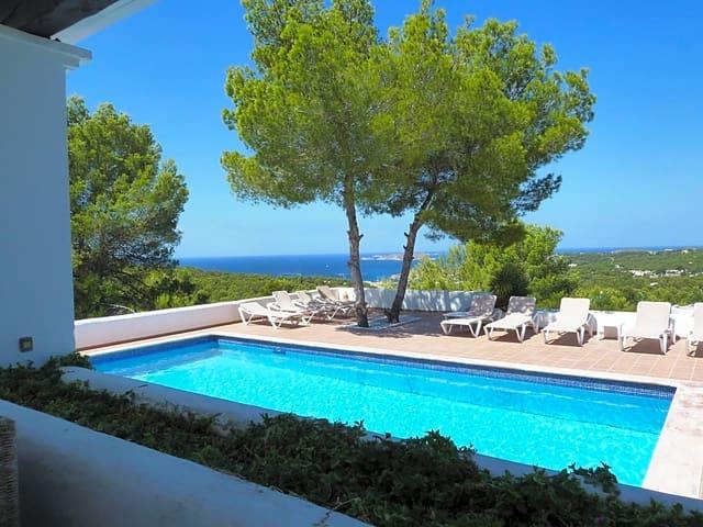 5 chambre Villa/Maison à vendre à San Jose / Sant Josep de Sa Talaia avec piscine - 2 100 000 € (Ref: 4725646)