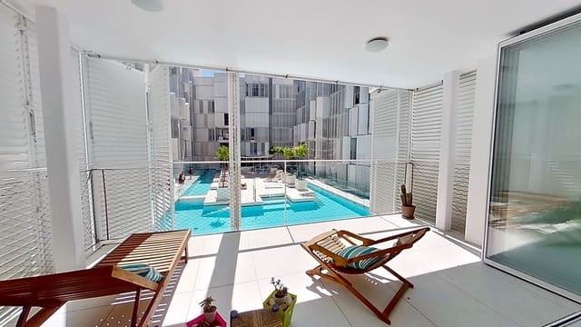 Piso de 1 habitación en Ibiza / Eivissa ciudad en venta con piscina - 380.000 € (Ref: 5556797)