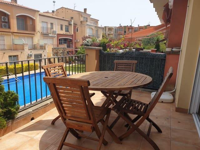 4 sypialnia Dom szeregowy na sprzedaż w Empuriabrava z basenem garażem - 270 000 € (Ref: 6288095)