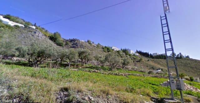 Byggetomt til salgs i Frigiliana - € 160 000 (Ref: 2442047)