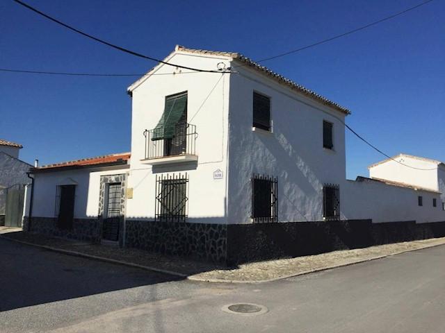 4 sovrum Finca/Hus på landet till salu i Penuelas med pool - 185 000 € (Ref: 3332851)