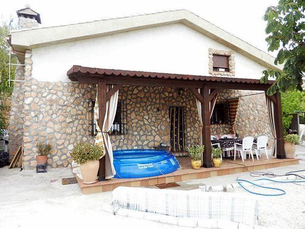 4 sovrum Finca/Hus på landet till salu i Illora - 159 000 € (Ref: 667371)