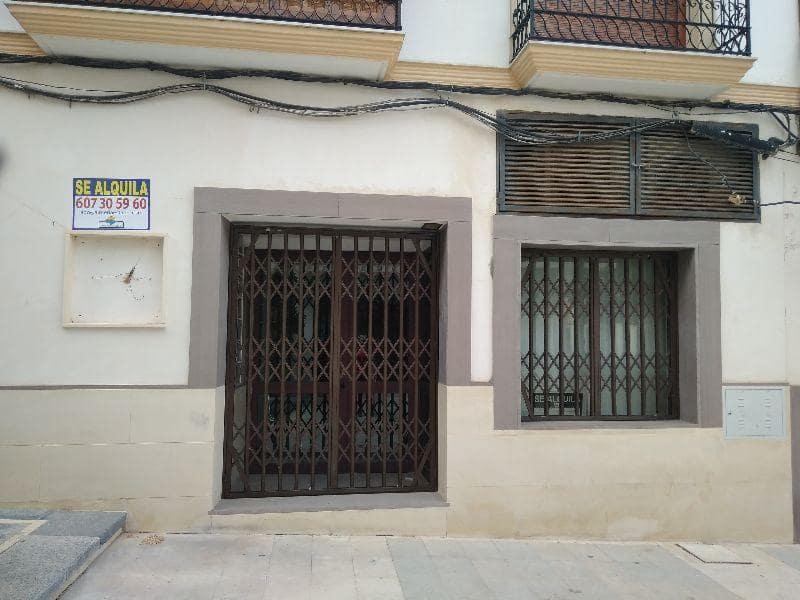 Commercieel te huur in Velez-Rubio - € 500 (Ref: 3644178)