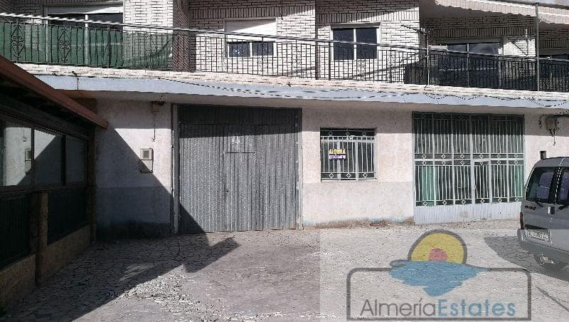 1 slaapkamer Commercieel te huur in Albox - € 250 (Ref: 4000368)