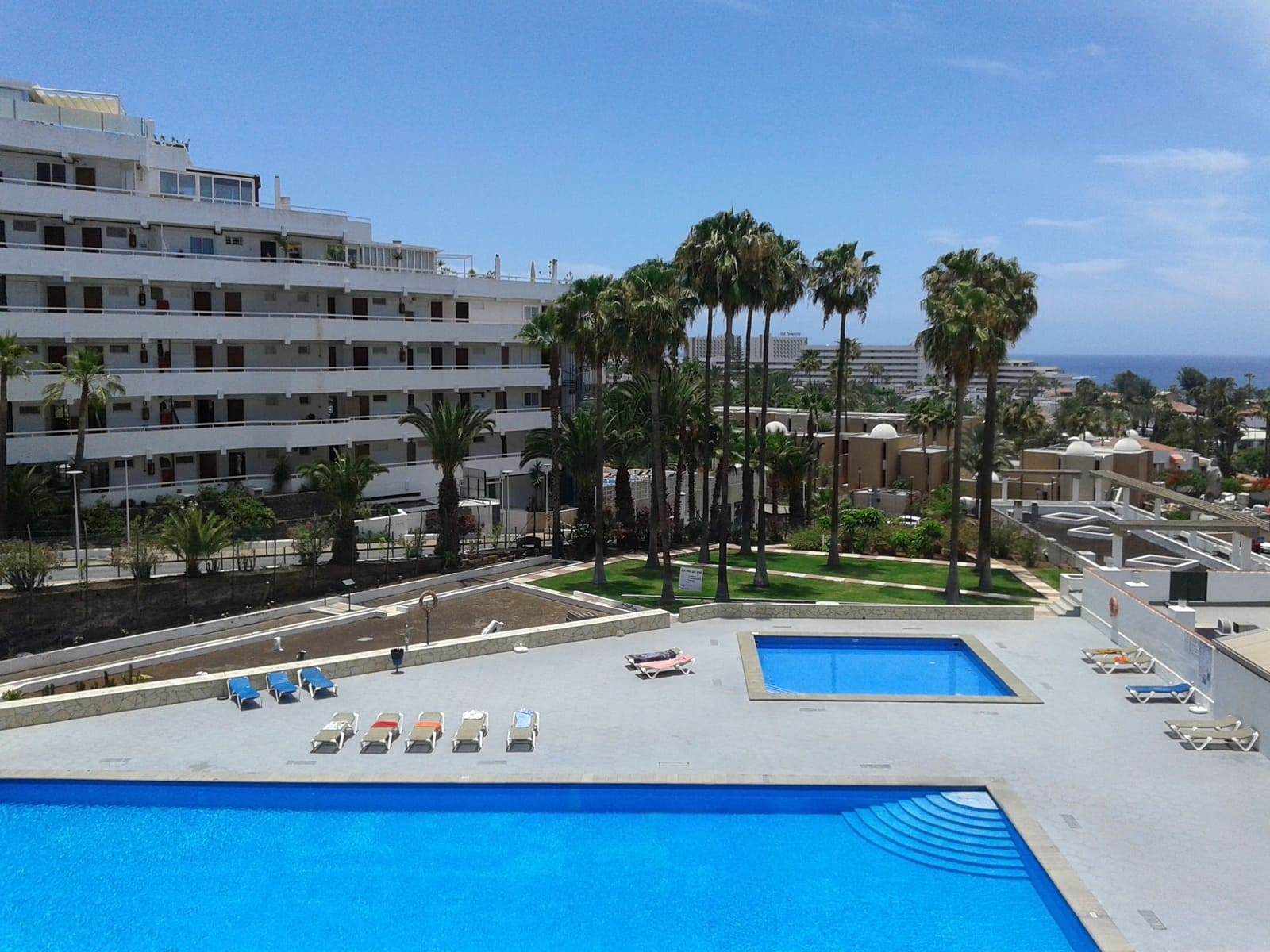 1 bedroom Apartment for holiday rental in Adeje with pool garage - € 400 (Ref: 5166880)