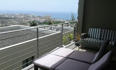 2 bedroom Apartment for rent in Adeje with garage - € 1,300 (Ref: 5167039)