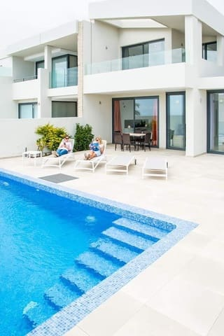 4 sypialnia Apartament na kwatery wakacyjne w Adeje z basenem garażem - 1 400 € (Ref: 5167075)