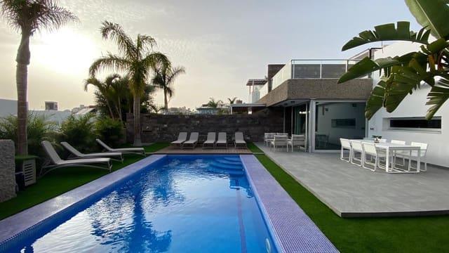 6 Zimmer Ferienvilla in Costa Adeje mit Pool Garage - 2.700 € (Ref: 5329191)