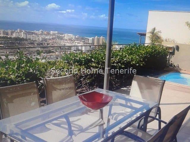 3 Zimmer Ferienvilla in Adeje mit Pool Garage - 1.800 € (Ref: 5517316)