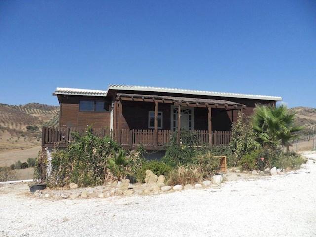 3 chambre Maison en Bois à vendre à Almogia avec garage - 120 000 € (Ref: 3248047)