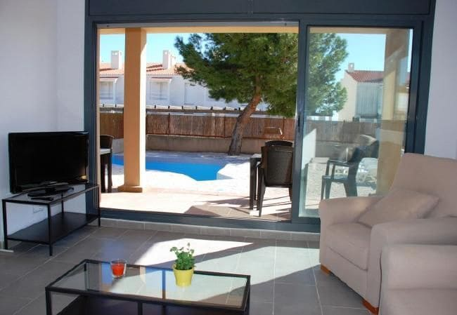 5 camera da letto Villa da affitare come casa vacanza in Calafat con piscina - 1.000 € (Rif: 6039380)