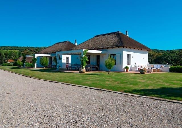 3 sypialnia Finka/Dom wiejski na sprzedaż w Castellar de la Frontera - 4 500 000 € (Ref: 5788098)