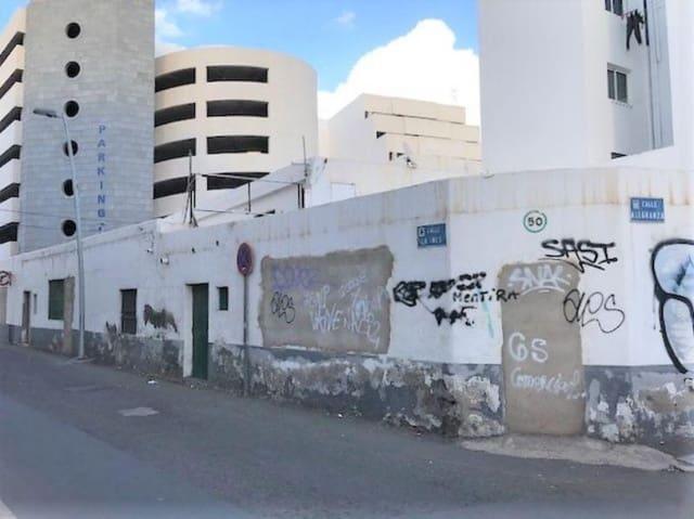 Grunde uden byggetilladelser til salg i Arrecife - € 200.000 (Ref: 5081544)