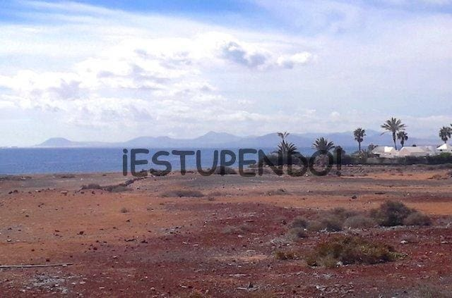 Ubebygd land til salgs i Playa Blanca - € 9 000 000 (Ref: 5431714)