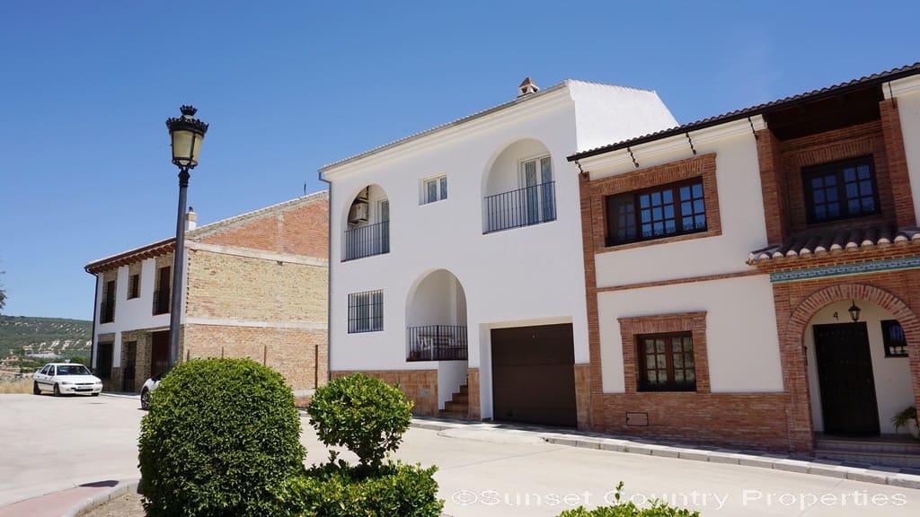 3 sypialnia Dom szeregowy na sprzedaż w Villanueva del Trabuco z garażem - 186 000 € (Ref: 4730581)