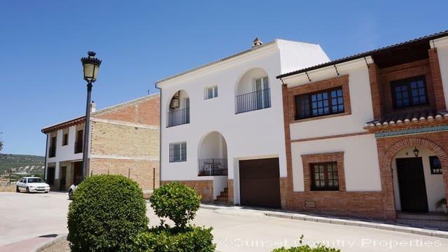 3 sovrum Radhus till salu i Villanueva del Trabuco med garage - 186 000 € (Ref: 4730581)