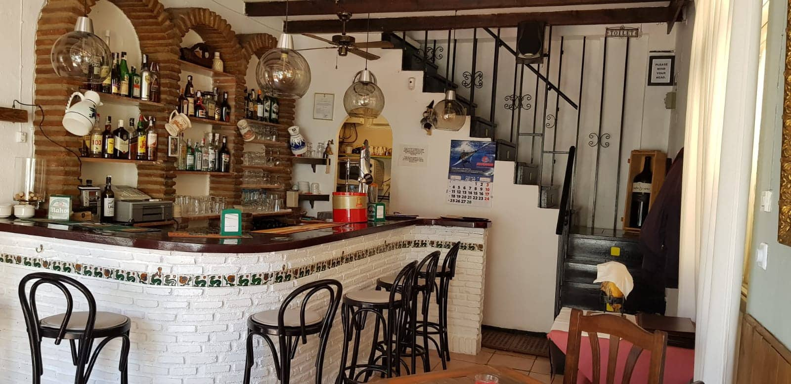 Commercial for sale in Torremolinos with pool garage - € 340,000 (Ref: 349234)